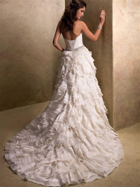 Top 10 2013 Wedding Dress style   Corset Bodices 6