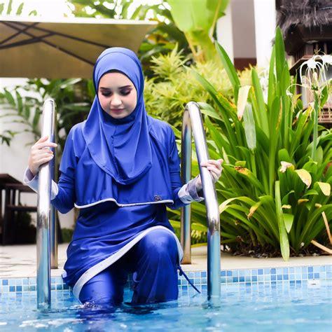 Baju Renang Muslim Size Besar baju renang for muslimah baju renang muslimah by ammara
