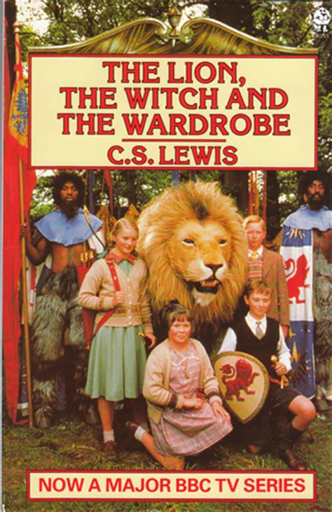 Witch And The Wardrobe Series by The The Witch And The Wardrobe C S Lewis