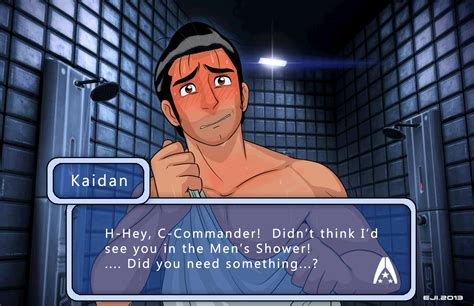 dating simulator mass effect the dating sim rpg animated by eji on