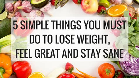 10 Easy Weight Loss You Must by All Categories Dntoday