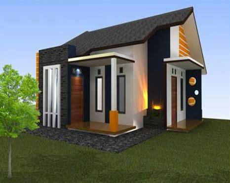 desain rumah minimalis kecil ukuran 6 x 9 terbaru rumah bagus minimalis