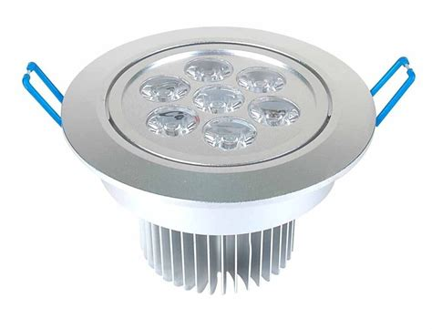 Recessed Led Light Fixtures Dimmable 7w Recessed Led Lighting Fixture Recessed Downlight Warm Wh Ledquant
