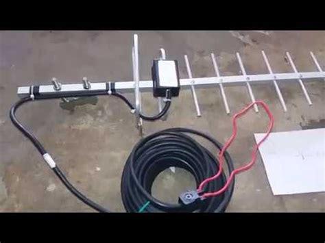 membuat antena tv hp cina cara pasang penguat sinyal antene tv doovi