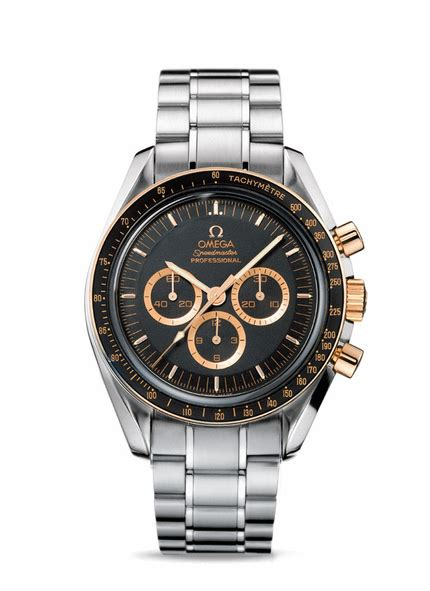 Black Master Apollo Black Original 3366 51 00 omega speedmaster professional moonwatch stainless steel gold black