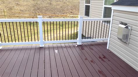 Deck Stain Grey by Trex Select Deck Youtube