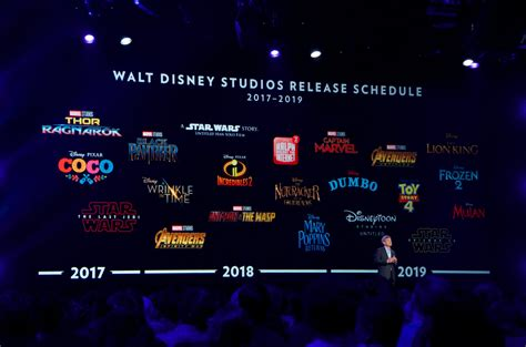disney movie schedule 2017 disney princesses will appear in wreck it ralph 2 and
