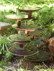 With pots water outdoor fountain with led light fountains at hayneedle