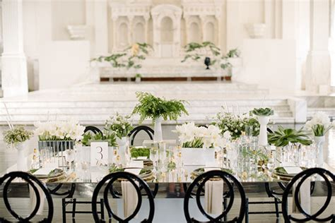 green and white wedding ideas same wedding 100