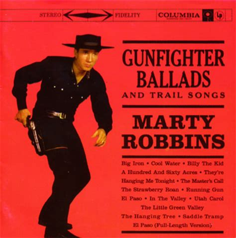 Its To Be Robbins by Glam Racket Marty Robbins Gunfighter Ballads And Trail
