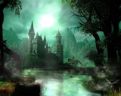 imagenes para fondo de pantalla hadas fondo pantalla fantas 237 a castillo y hadas