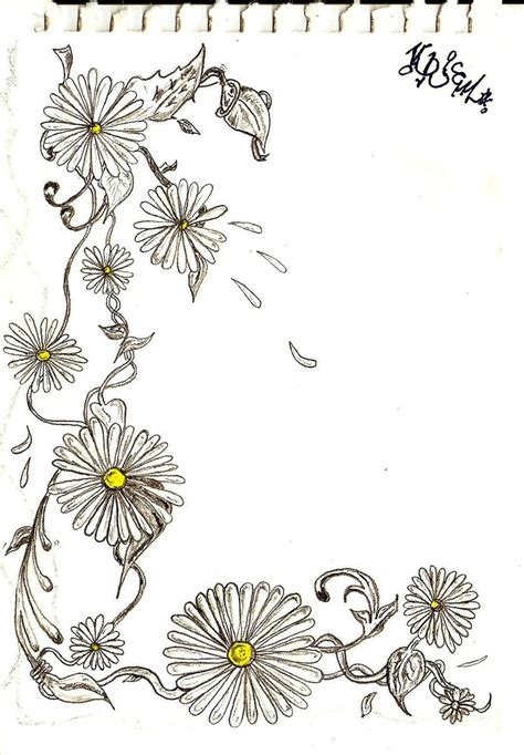 daisy chain by krislikk666 on deviantart