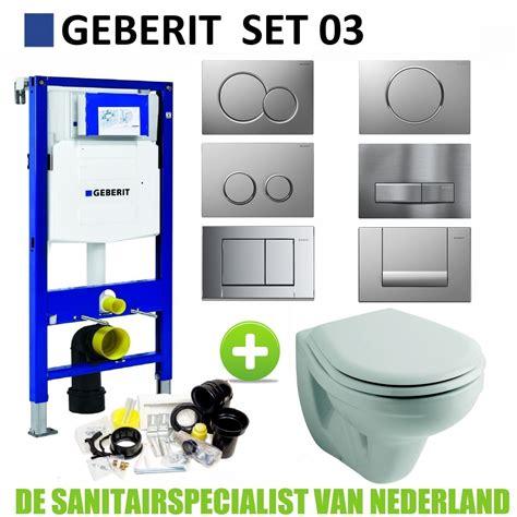 Luxe Toilet Kopen by Luxe Sphinx En Geberit Toiletset Aanbieding Kopen