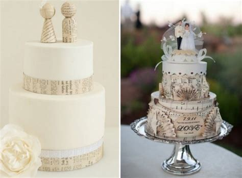 Gothic Chic Decor Picture Of Romantic Love Letter Wedding Cakes
