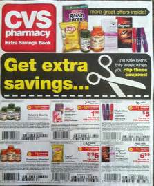 cvs picture book in my mail today 30 worth of coupons from cvs