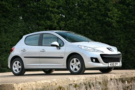 cheap peugeot cars for image gallery peugeot 207 car