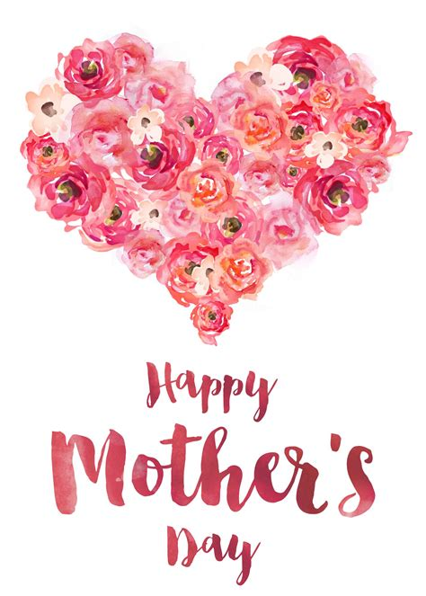 customized banner share  heart mothers day images