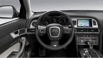 580ps audi rs 6 car dashboard wallpaper