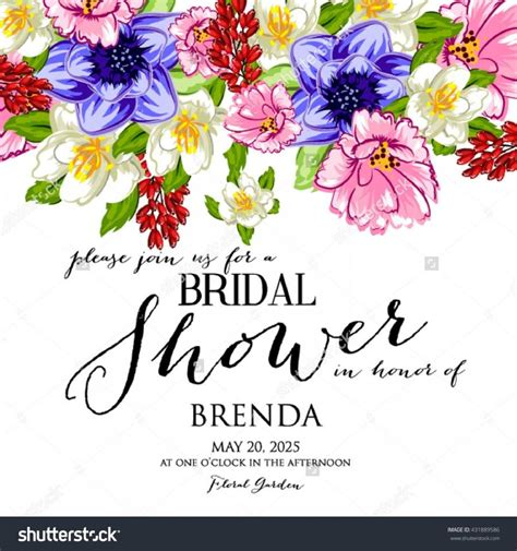 Wedding Greeting Background by Wedding Card Or Invitation With Abstract Floral Background