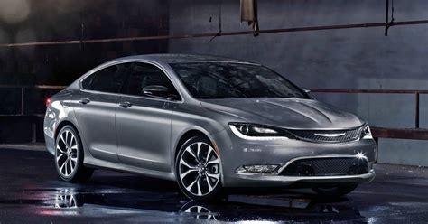 The New 2015 Chrysler 200 by 2015 Chrysler 200 New American D Segment Sedan Image 221174