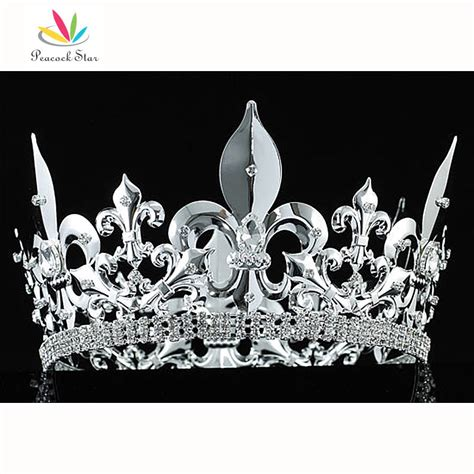 popular silver king crown buy cheap silver king crown lots