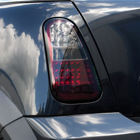 Smoked Led Rear Lights For Bmw Mini One Cooper Tail L