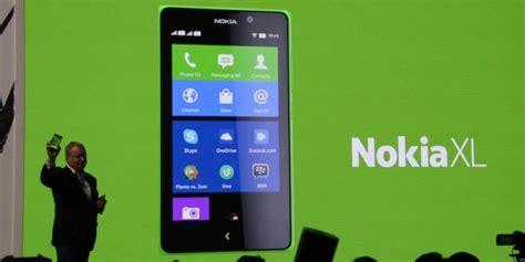 Hp Nokia X Xl layar smartphone android nokia xl sangat mengecewakan