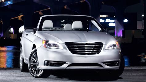 Chrysler Convertible Cars by Chrysler 200 Redesign Launch Date Autos Post