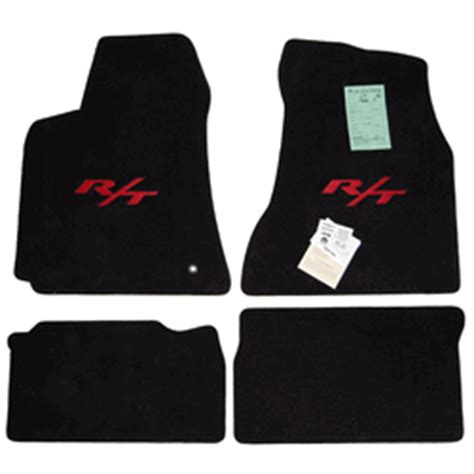 Dodge Charger Floor Mats Logo by Dodge Charger Floor Mats R T 2006 2015