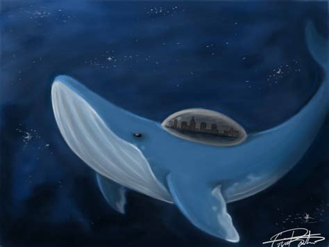 the whale a tale of galactic travel and books whale with a city on its back by electroporn on deviantart
