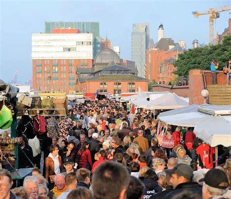 wann ist der fischmarkt in hamburg 2984 6843 sonniger sonntag morgen auf dem fischmarkt in