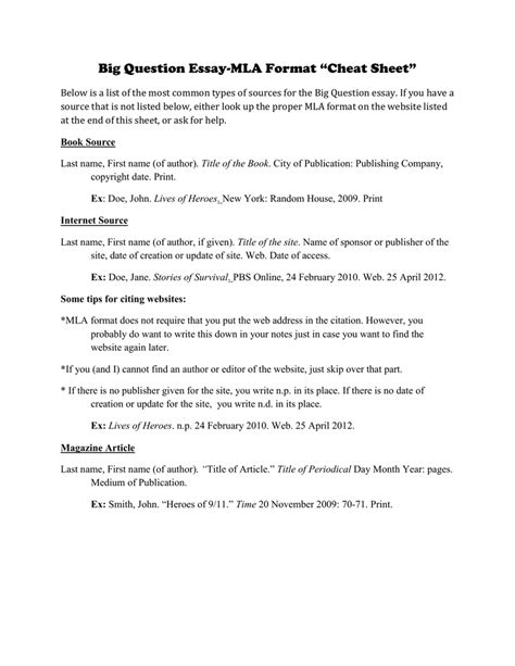 mla format essay questions learnhigher academic writing for reports mla style essay
