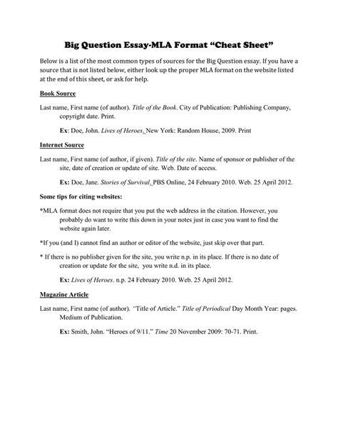 Proper Mla Essay Format by Proper Essay Format Mla Essay Format Mla Sle Paper V How To Enter The Page