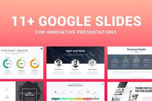 google docs slides 11 google themes for presenting