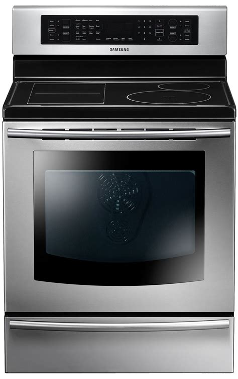 samsung electric range samsung 5 9 cu ft electric range stove w true convection stainless steel