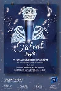 talent show flyer template 16 amazing talent show flyer templates psd free