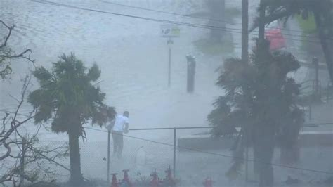 hurricane irma hit date miami copes with hurricane irma s aftermath of flooding