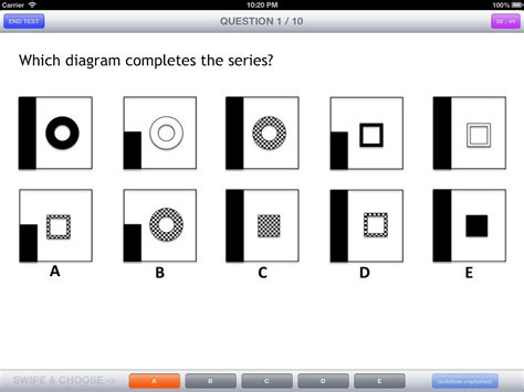 abstract reasoning test abstract reasoning epso tests android apps on play