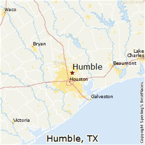 map of humble texas humble texas map kelloggrealtyinc