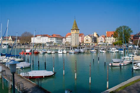 Lindau City in Germany Thousand Wonders