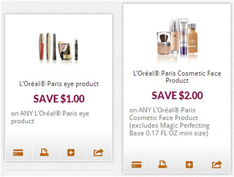 And Cosmetics Printable Coupons
