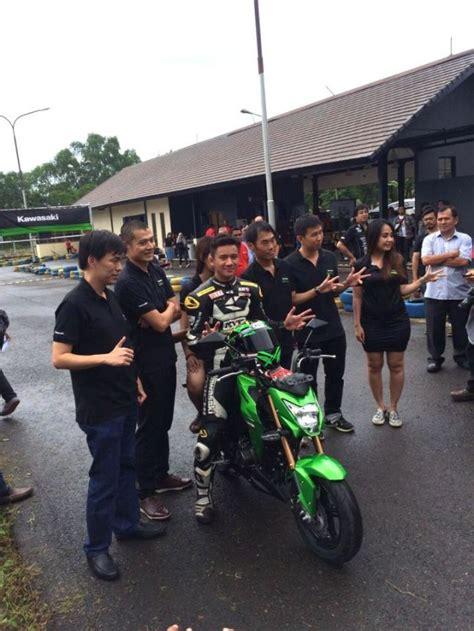 Pro Indonesia varian warna harga dan spesifikasi kawasaki z125 pro 2016 indonesia warungasep