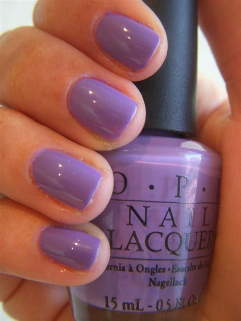 opi purple colors bright purple nail colors www imgkid the