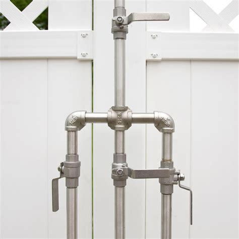Pasco Outdoor Exposed Shower Faucet
