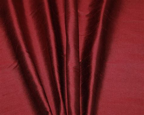 crimson red curtains crimson red silk dupioni drapes dream drapes com