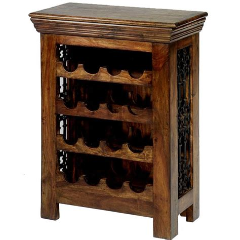 wooden wine rack table 33 best images about indian wooden furniture manufacturer