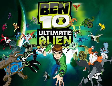 ben 10 themes for pc ben 10 desktop wallpapers 7015089