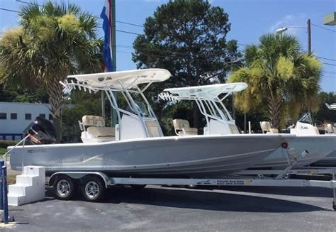 saltwater fishing boats for sale in south carolina sea fox new and used boats for sale in south carolina
