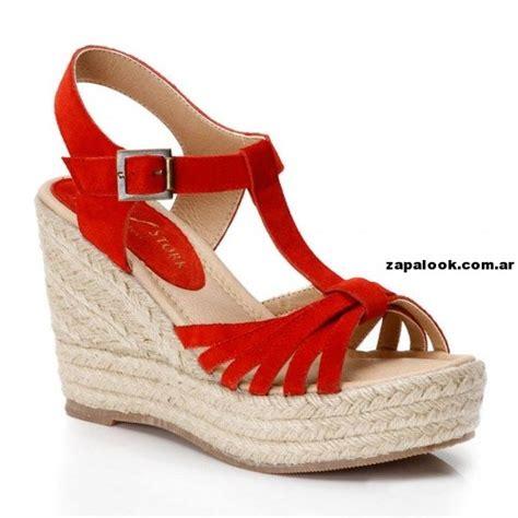 imagenes de sandalias rojas sandalias altas rojas lady stork verano 2014 zapalook