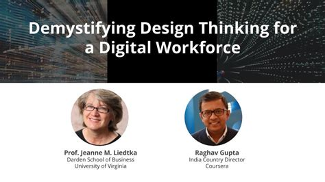 can design thinking help solve india s employability woes demystifying design thinking for a digital workforce